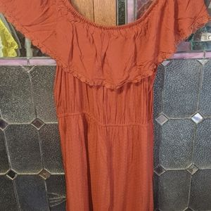 Maxi Dress Forever 21 large